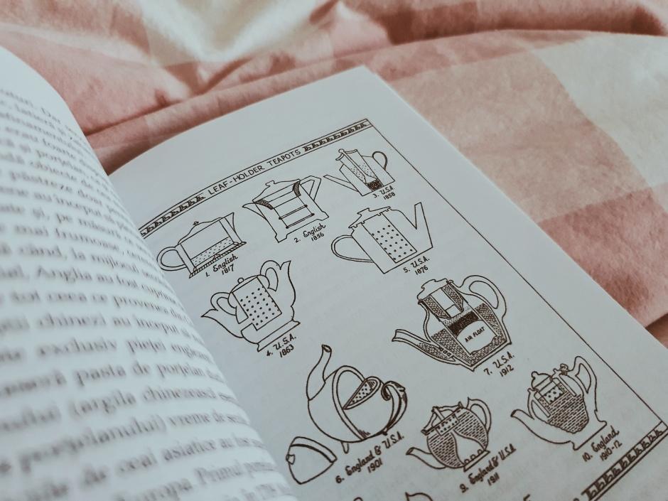 Recenzie Istoria și arta ceaiului de Laura C. Martin
