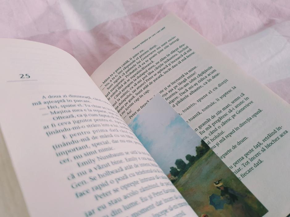 Recenzie Tuturor băieților pe care i-am iubit de Jenny Han (volumul #1)