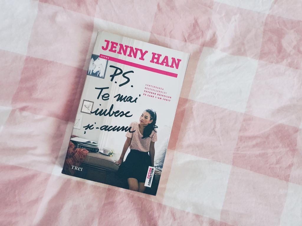 Recenzie P.S. Te mai iubesc și acum de Jenny Han (volumul #2)