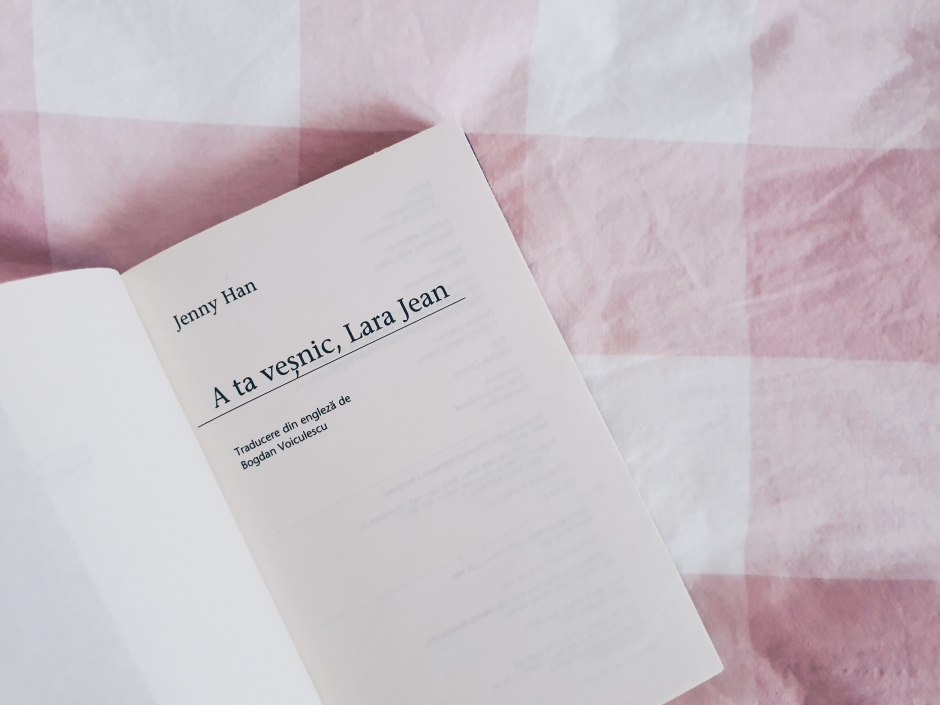 Recenzie A ta veșnic, Lara Jean de Jenny Han (volumul #3)