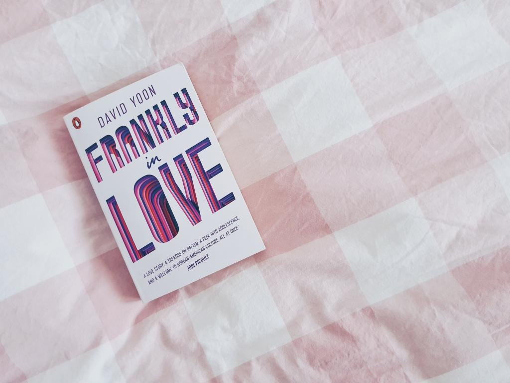 Recenzie Frankly in Love de David Yoon