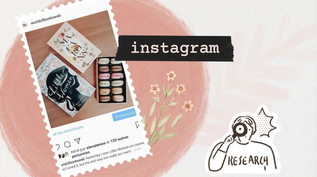 3 idei pentru descrieri pe Instagram
