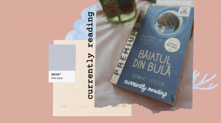 Currently reading: Băiatul din bulă de Stewart Foster