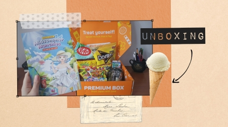 Unboxing: Tokyo Treat July