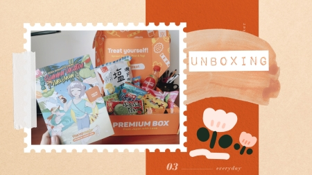 Unboxing: Tokyo Treat August