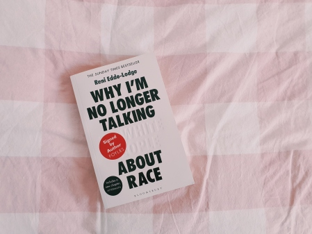 Recenzie: Why I'm No Longer Talking to White People About Race de Reni Eddo-Lodge